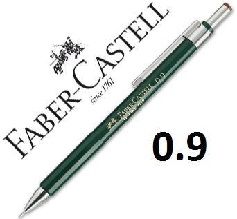 PORTAMINAS FABER-CASTELL XF TK-FINE 0,9 MM