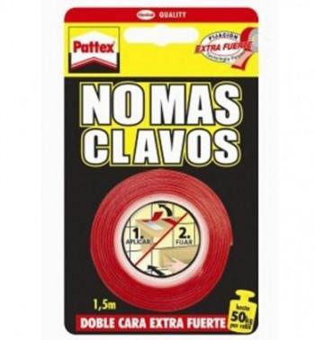 PATTEX NO M¡S CLAVOS CINTA DOBLE CARA