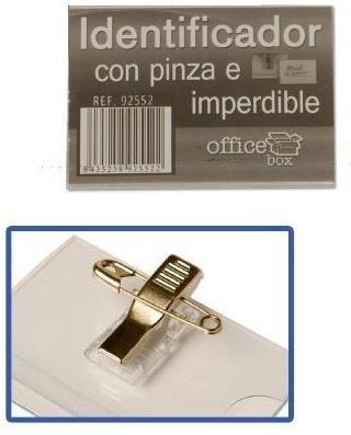 IDENTIFICADOR PINZA E IMPERDIBLE 43X62MM