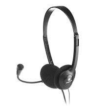 AURICULARES NGS HEADSET MS103 + MICRO CONTROL VOLUM